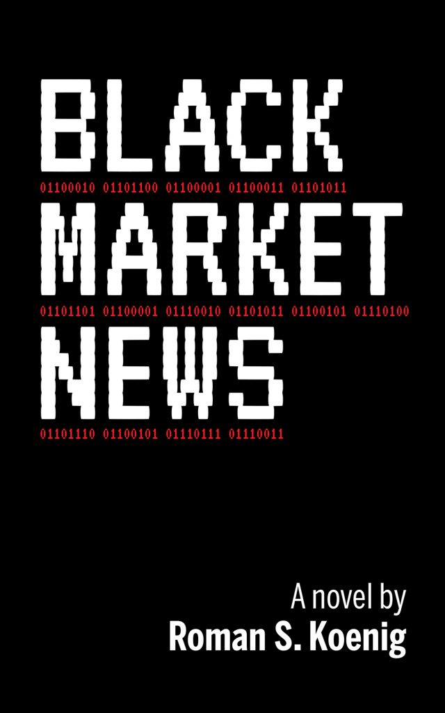 Black Market News cover